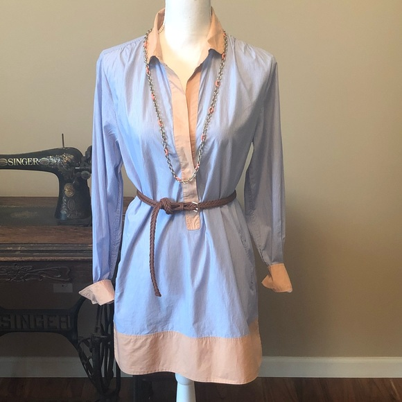 J. Crew Dresses & Skirts - J. Crew shirt dress/ tunic size medium